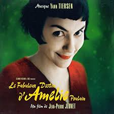 Movie jacket for Amelie