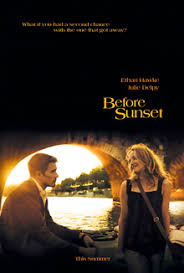 Movie jacket for Before Sunset