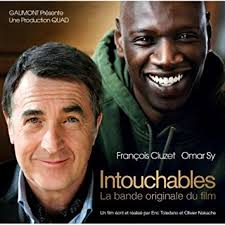 Movie cover for Les Intouchables