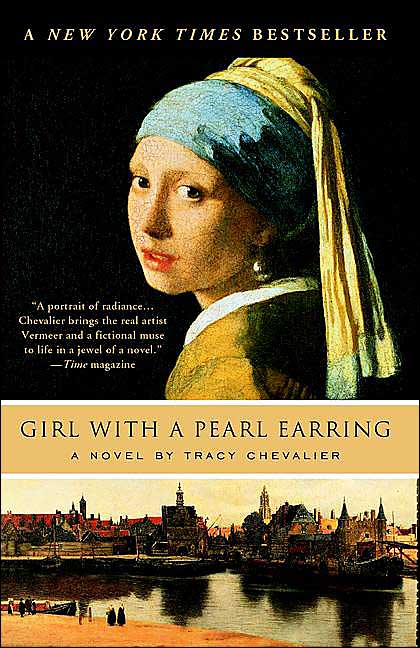 Jacket image for the book GIrl with a Pearl Earring
