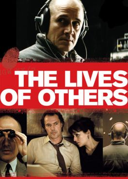 DVD jacket for the movie The Lives of Others